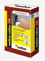 weber calce TM fixed